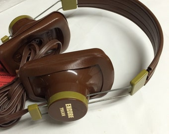 Vintage Encore Telex Headphones new