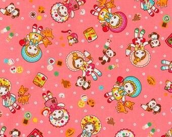 Cosmo Lolita Playtime Pink (Half metre)