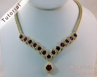 The Duchess Necklace Tutorial