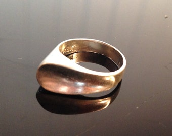Funky Fun Unusual Sterling Silver Ring