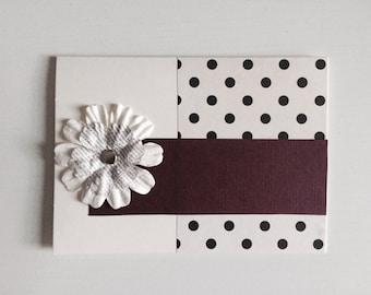 Iris - Greeting Card