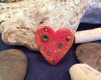 Steampunk Heart 3