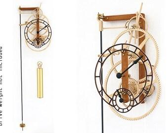NONUS Wooden clock kit