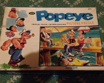 Popeye Toy Etsy