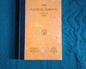 The Nautical Almanac for the Year 1984