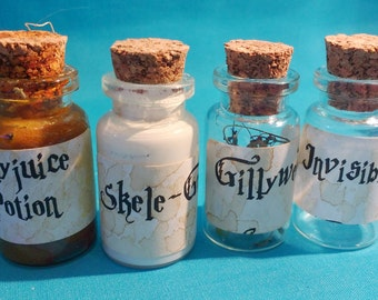 Harry Potter Potion bottle (Different potions available)