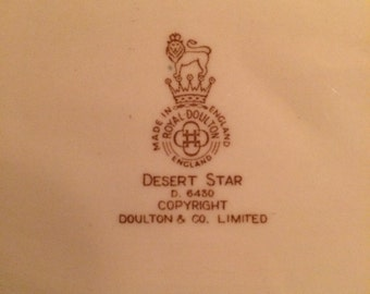 Royal dalton desert star