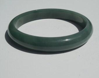 Green Jade Bangle Bracelet | Jade | Jade Jewelry | Jade Bangle | Green Jade | Bangle Bracelet | Jade Bangles