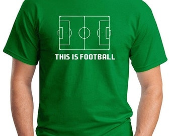 OLDENG00859 this is football t-shirt