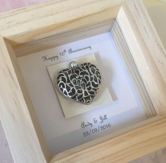 Gift For 11th Wedding Anniversary: 10th Wedding Gift 11th Wedding Anniversary Gift 10th