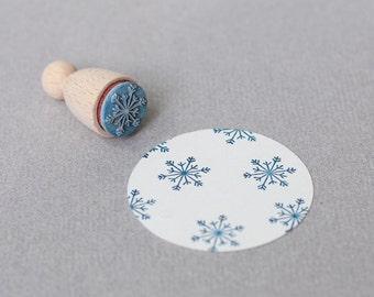 Stamp Ice Flower 3