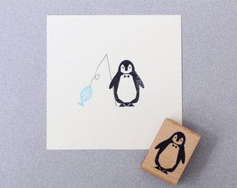 Stamp Penguin