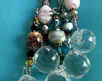 rear view mirror charm; rear view mirror decoration; car charm