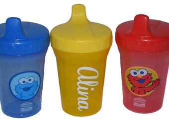 Sesame Street 8 Oz Sippy Cup