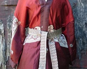 Kimono: Fire Lotus