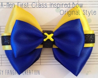The X-Men First Class Inspired Bow