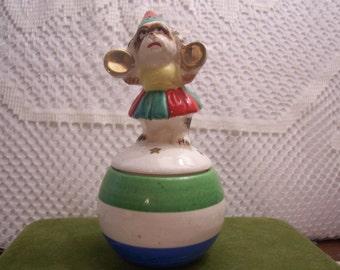 Vintage BONZO Salt & Pepper Shakers, Japan