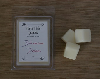 Bohemian Dream Soy Clamshell Melts