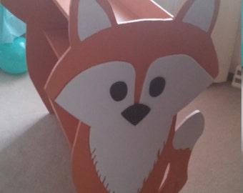 FOX BOOKSHELF