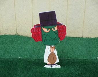 Peanuts Halloween Freida Yard Sign