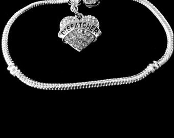 Dispatcher charm only  Dispatcher charm  Dispatcher Jewelry Best jewerly gift