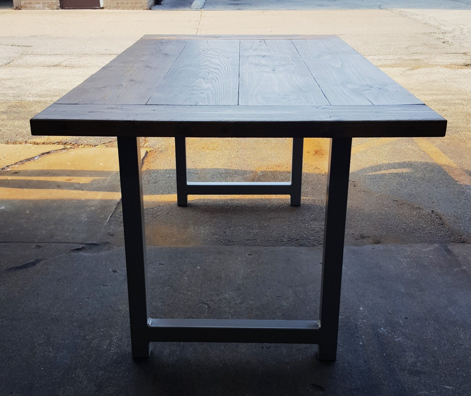 Steel Table Legs Industrial Legs Modern Table Legs Bench