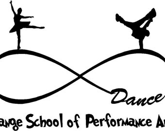 Ballet Symbol Etsy