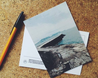 Fine Art Photography Postcard Dream