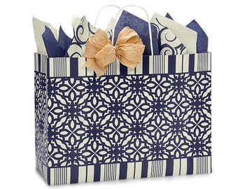Gift Bag/Gift Wrapping Service/Navy Gift Bag/Gift Bag For Her/Spring Gift Bag/Mother's Day Gift Bag/Hassle Free Wrapping Service