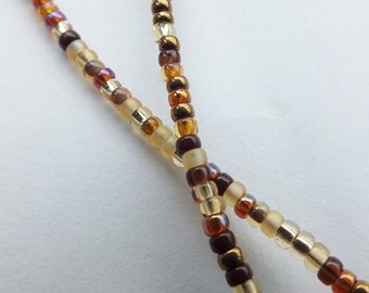 Beaded Eyeglasses Chain