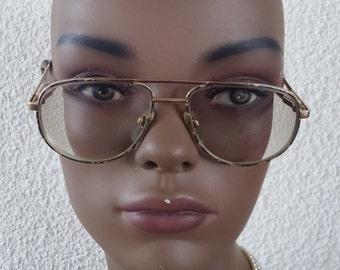 Vintage Menrad glasses 80s camouflage frame