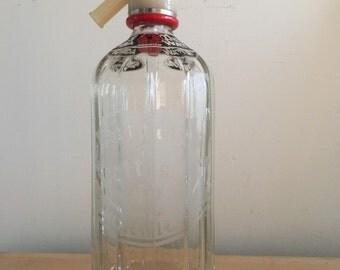 Steward & Patteron Ltd Soda Water Bottle collectible 1950s