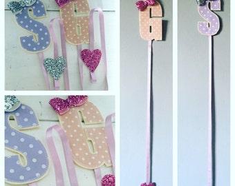 Bow holders customised