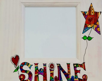 Shine Photo Frame