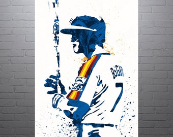 Craig Biggio Houston Astros Poster
