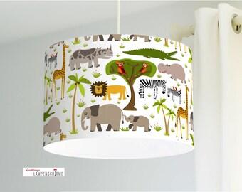 Giraffe Lamp Shade Etsy
