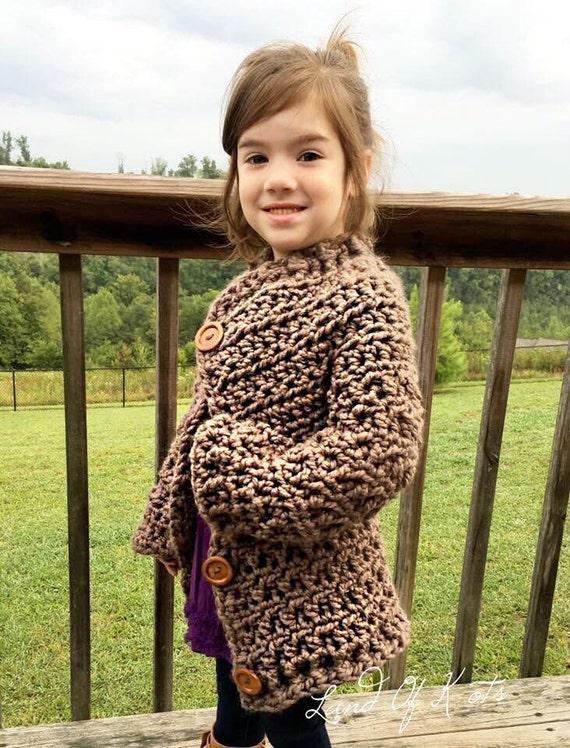 Kids jacket Girls jacket toddler girl sweater jacket