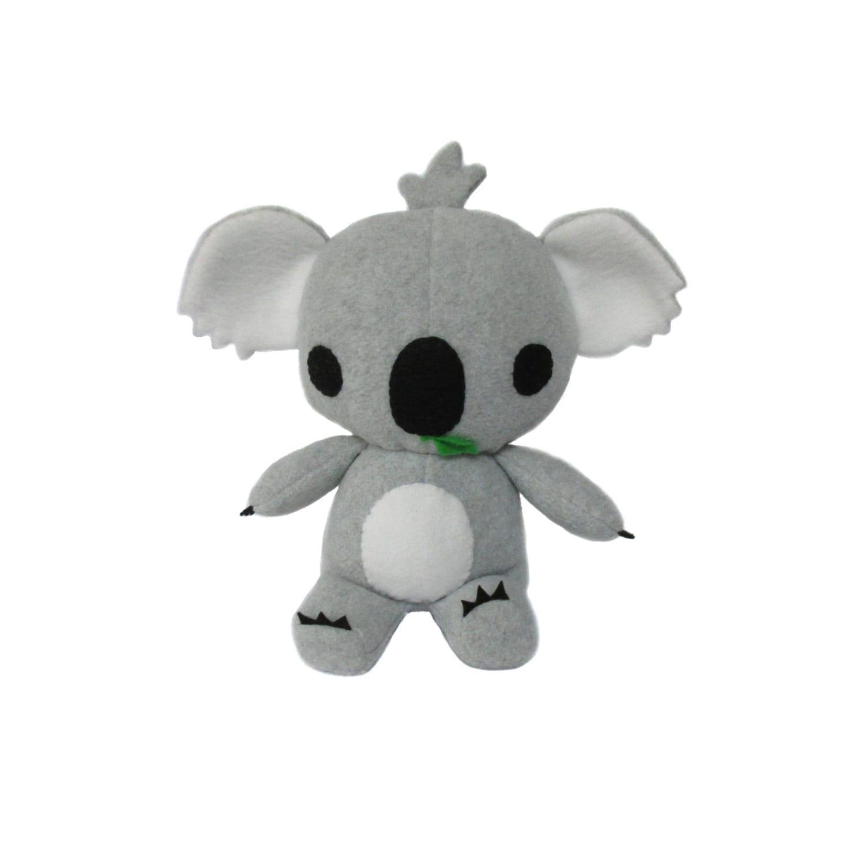 Koala sewing patterns bear toy stuffed
