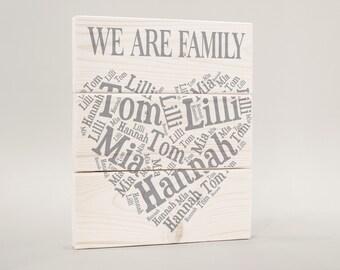 Birthday present, wedding gift, family gift, gift for women, gift for men, gift baptism, gift christening