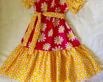 Peasant Dress size 5