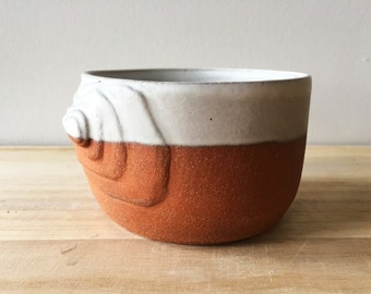 Ceramic Topography Bowl