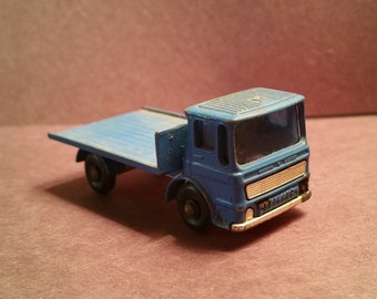 Vintage matchbox series 60 site truck - rare - good condition