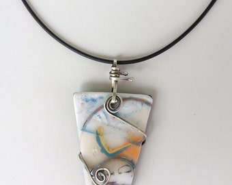Mystery Collage Necklace