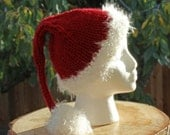 Santa hat by Knit a Bit of Whimsy