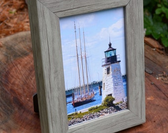 """Picture Frame, 4x6"""", Art, Table Top,  Home Decor, Wall Art, Easel Back"""