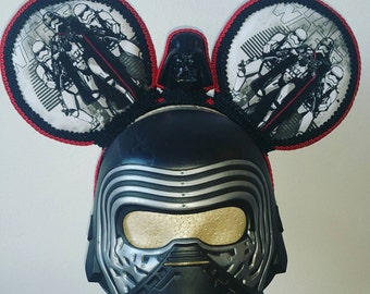 Star Wars mouse ears!
