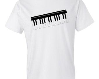 Piano Graphic Shirt, Funny Piano Shirt, Piano Gift, Pianist Shirt, Pianist Gift, Music Gift, Musician Gift, Musician Shirt #OS168