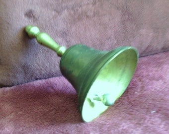 Free Shipping...Solid Brass Bell