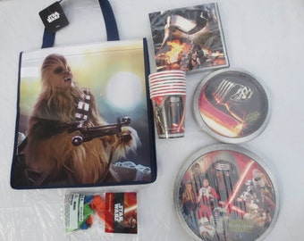 Star Wars Party Supplies/On SALE!