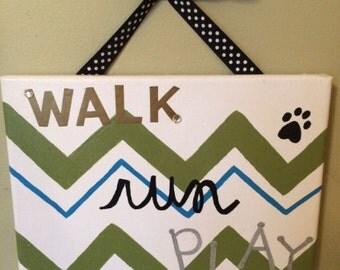Walk, Run, Play Leash Holder
